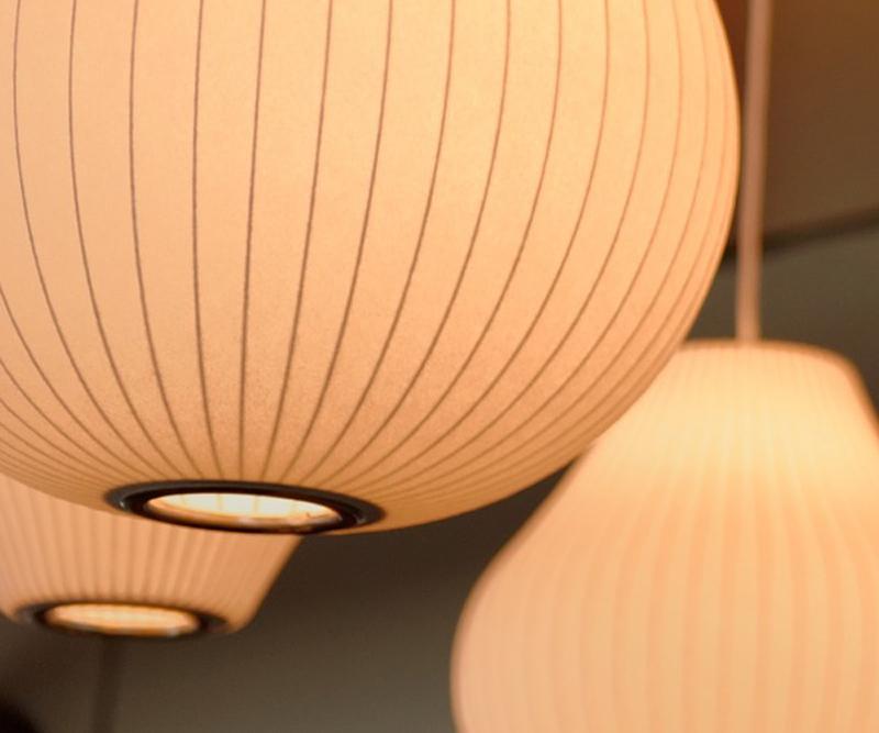 Installasjon av belysning, LED, downlights og lamper