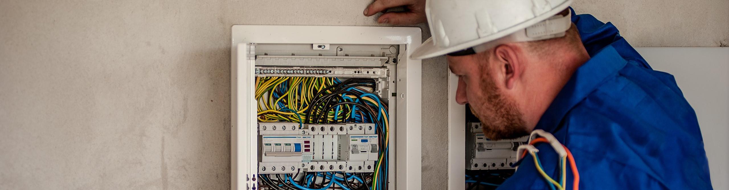 Elsjekk, inspeksjon av elektrisk anlegg